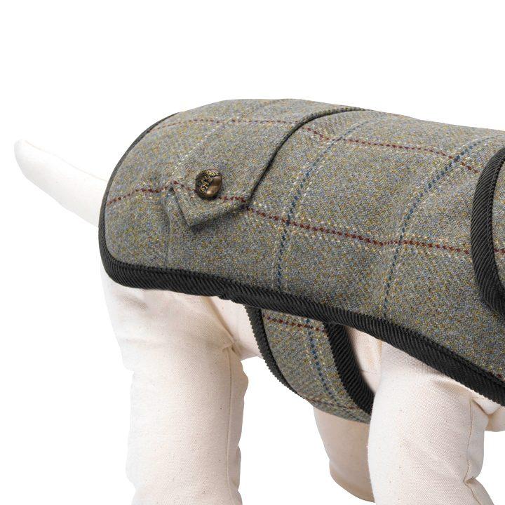 Luxusní kabát pro psy Digby