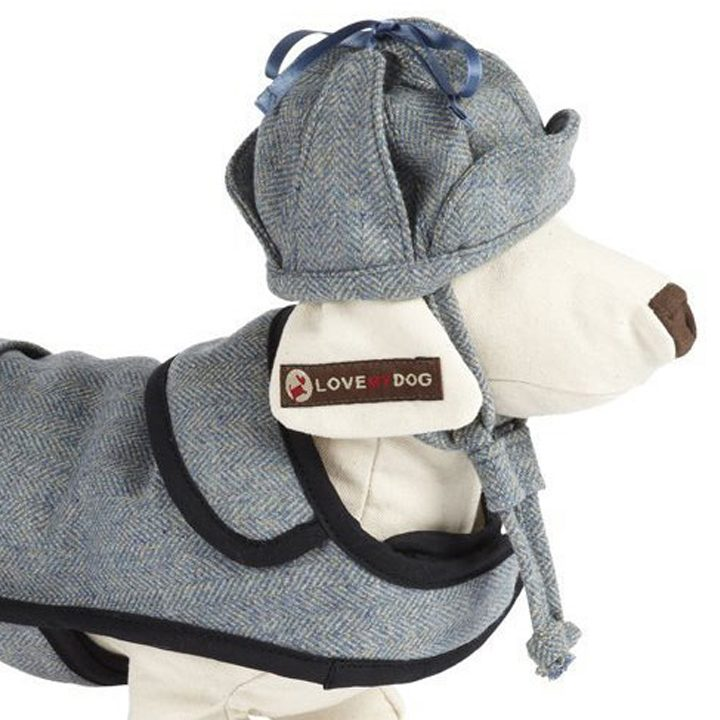 Luxusní čepice pro psy Rivington