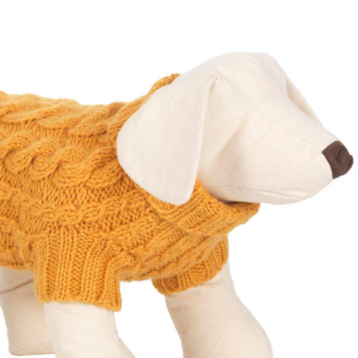 Luxusní svetr pro psy Wilmot