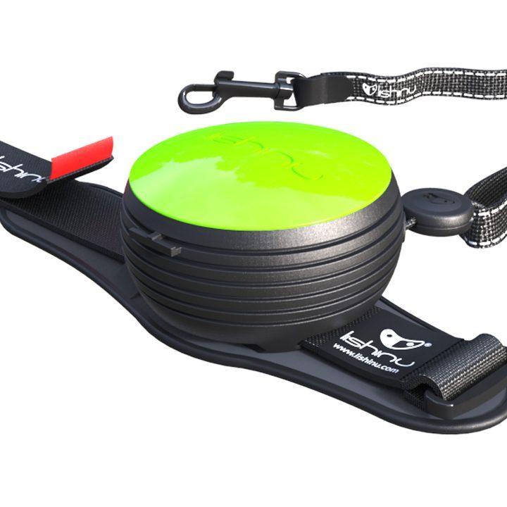 Hands-free vodítko Lishinu Original Green (zelené)