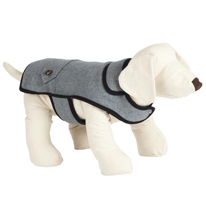 Luxusní kabát pro psy Rivington Tweed
