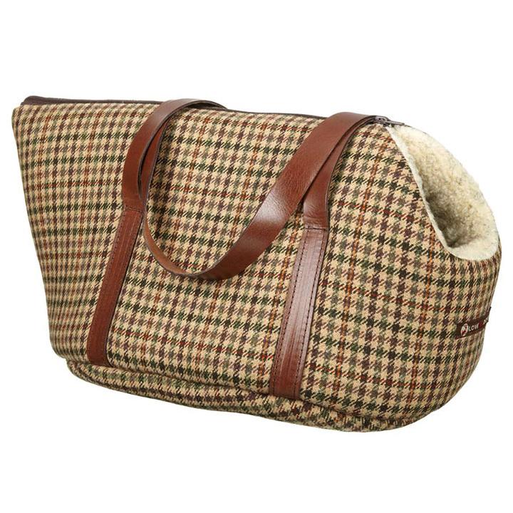 Luxusní taška pro psy Sidworth
