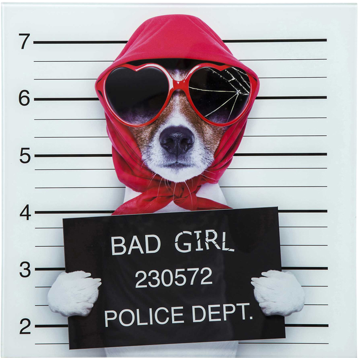 Obraz Bad Girl Jack Russel
