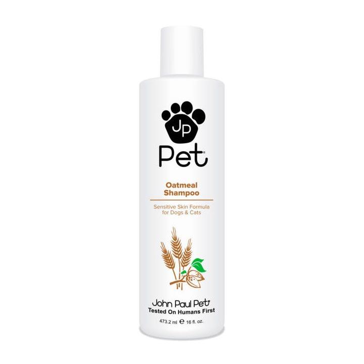 Šetrný šampon s ovsem pro psy John Paul Pet