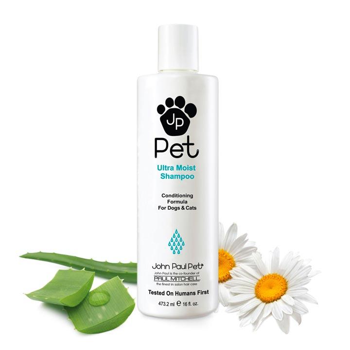 Zklidňující ultra hydratační šampon pro psy