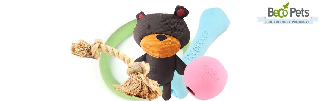 Eko hračky pro psy Beco Pets