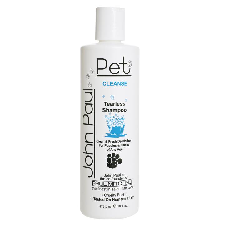 Jemný šampon pro štěňata a koťata