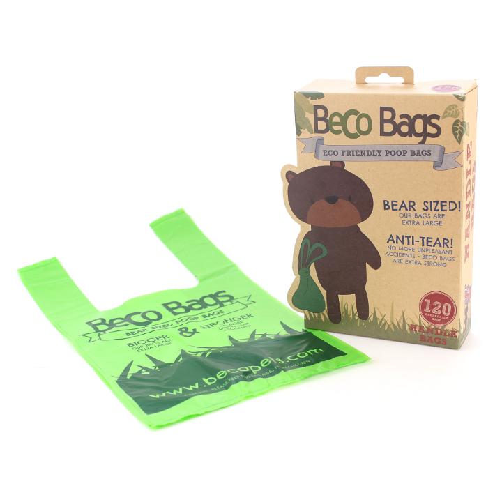 Beco Pets Eko sáčky na hovínka s uchy