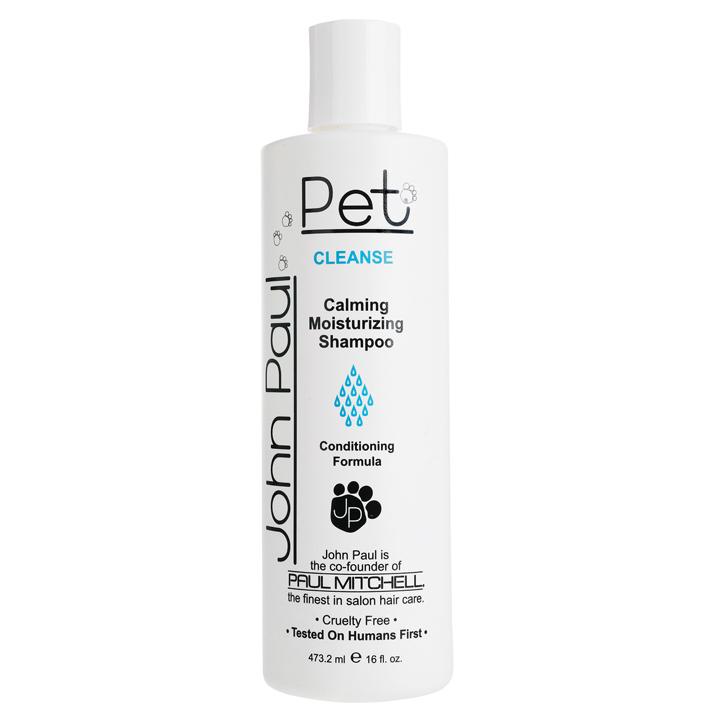 Zklidňující a hydratační šampon