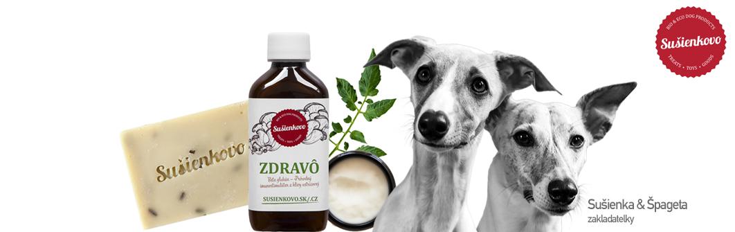 Bio kosmetika pro psy