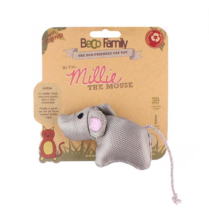 Myška Millie hračky pro kočky