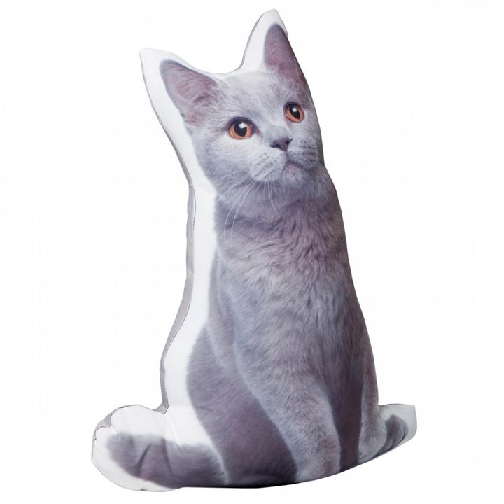 3D polštář Kočka Líza