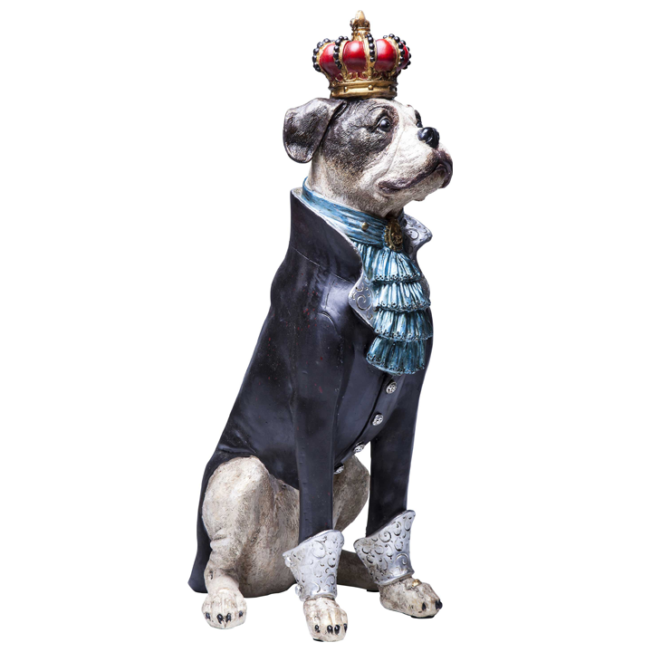 Socha psa King Dog