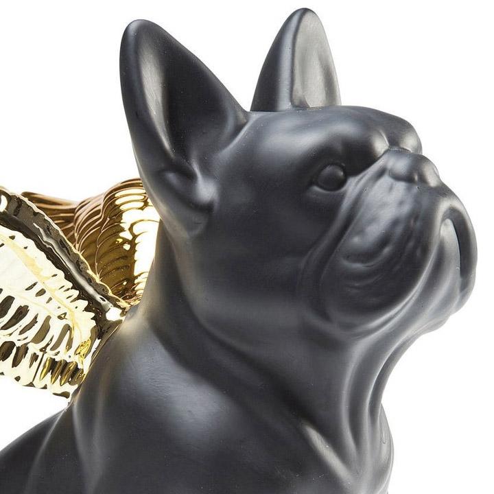 Dekorace se psem Angel Dog