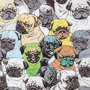 Tisková zpráva: Designové dekorace pro milovníky psů? Na ty jsme odborníci