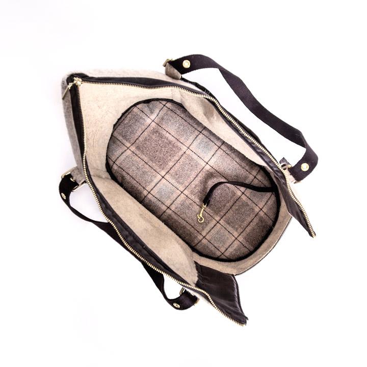 b419f75f2f2 Cestovní taška City Carrier Felt. Výběr možností