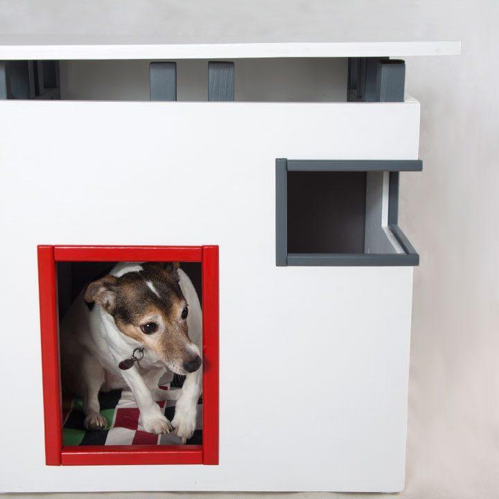 Domeček Cocohat luxusní pelíšek pro psy