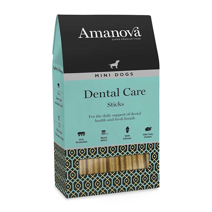 Amanova Dentální tyčinky Mini pro psy pre psov