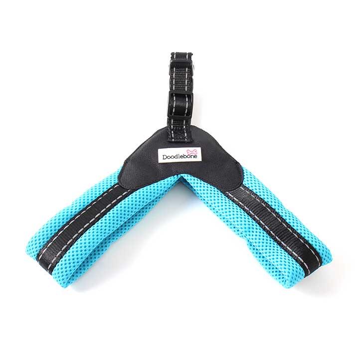 Postroj Boomerang Blue pro psy pre psov Doodlebone