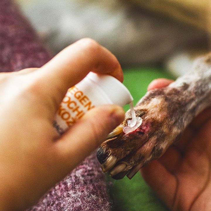 Pet Farm Family Regenerace a ochrana pokožky Ránohoj Gel