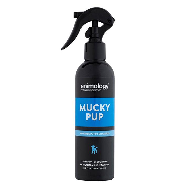 Animology Bezoplachový suchý šampon pro štěňata