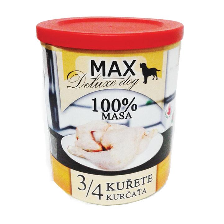 Konzerva pro psy Sokol Falco 100% Kuře 800 g