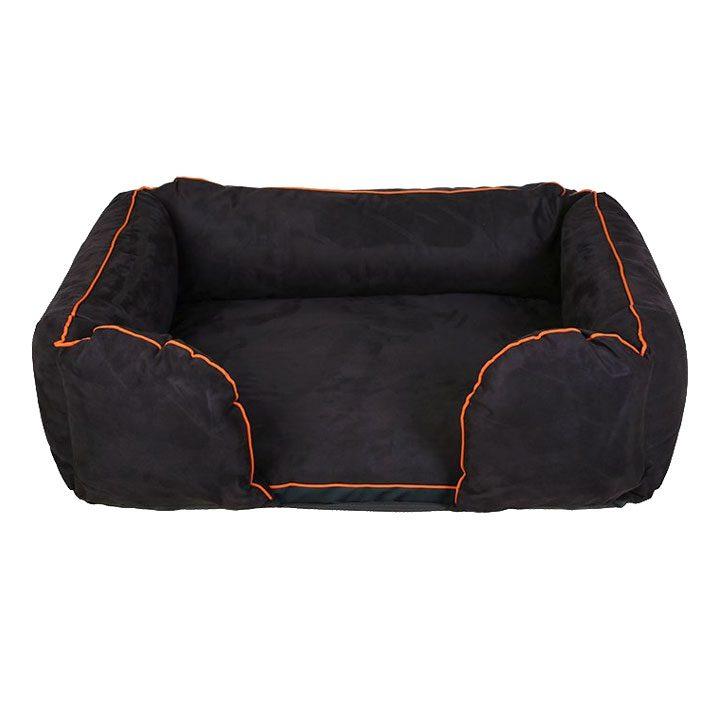 Pelíšek Xtrem Black odolný pelíšek pro psy
