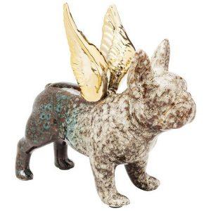 Angel Dog dekorace buldoček francouzský buldok mops dárek