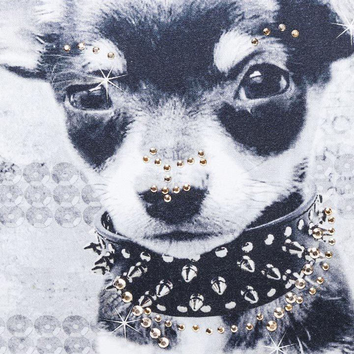 Polštář Punk Dog polštář s čivavou čivava