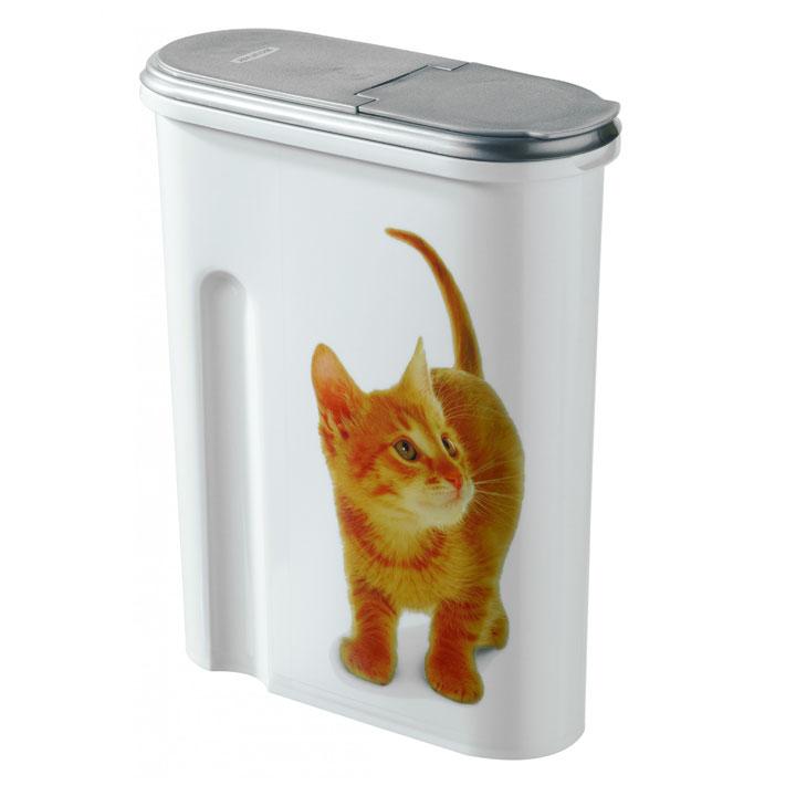 Kontejner na krmivo pro kočky 1,5 l