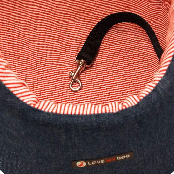 Cestovní taška Sutton luxusní taška pro psy