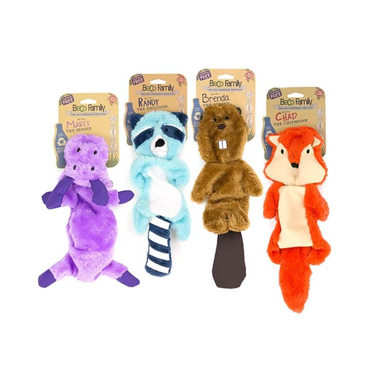 Eko hračky Beco Pets
