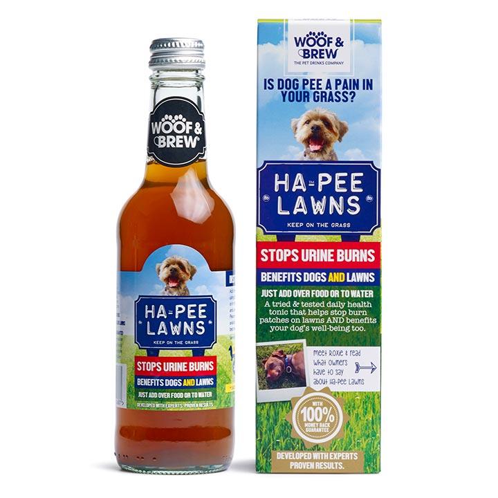 Ha-Pee Lawns Tonic pro psy proti skvrnám na trávníku
