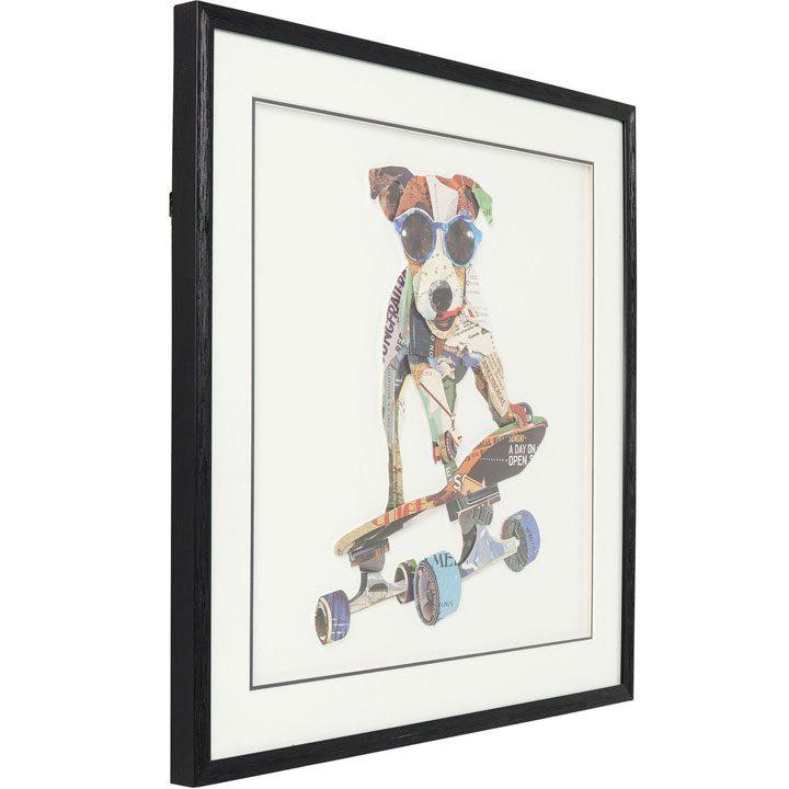 Obraz Skater Dog
