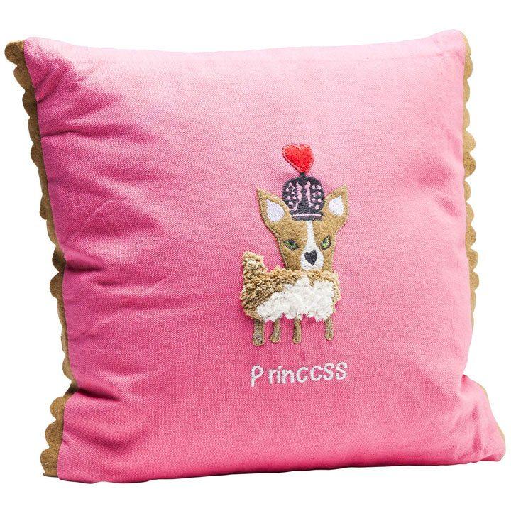 Polštář se psem Princess