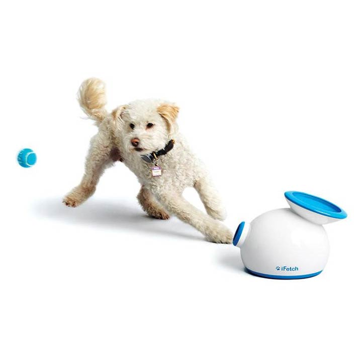 iFetch Original Vrhač míčků pro psy automatický