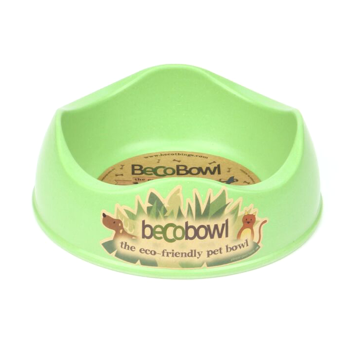 Miska pro psy. Vyrobeno znezávadných, ekologických materiálů. Vhodné pro menší psy. Beco Pets eko
