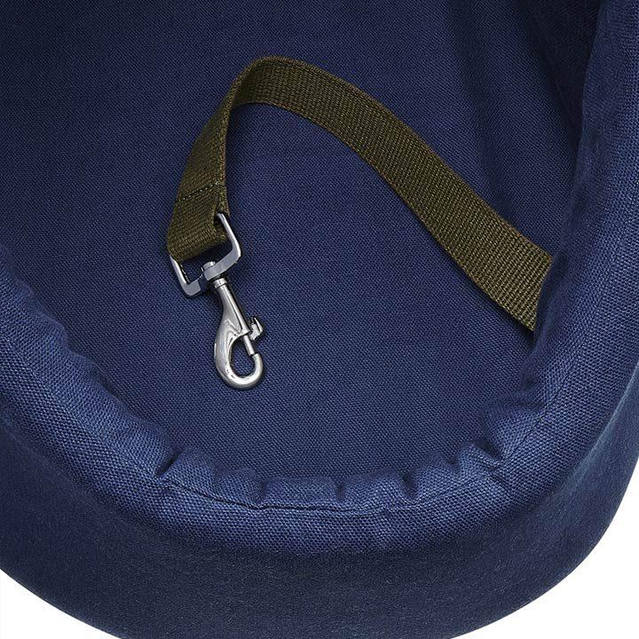 Luxusní cestovní taška pro psy LoveMyDog LISH designová