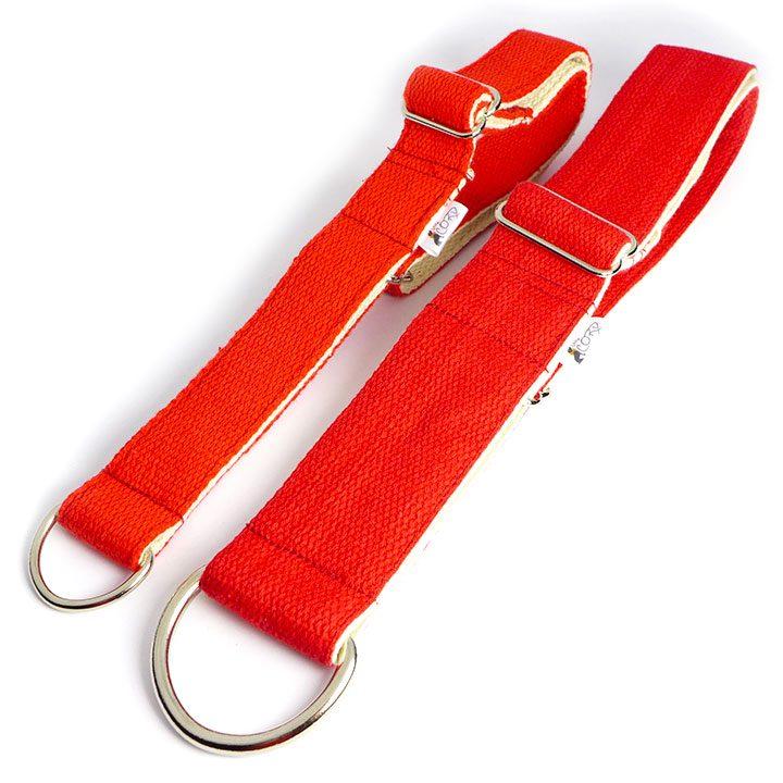 Polostahovací obojek Simply Red pro psy
