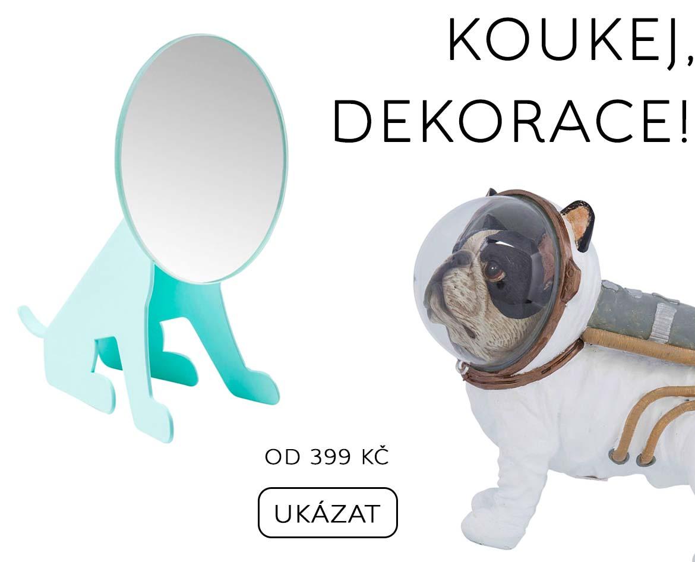 dekorace se psy