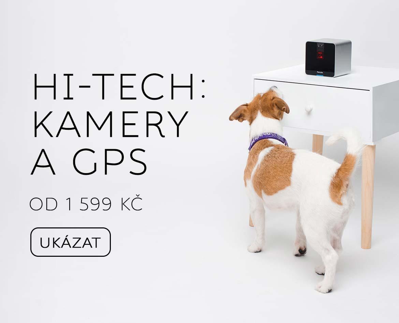 kamery gps pro psy