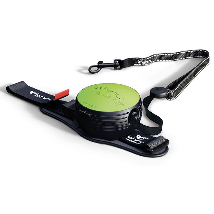 Vodítko Lishinu2 Green s páskem