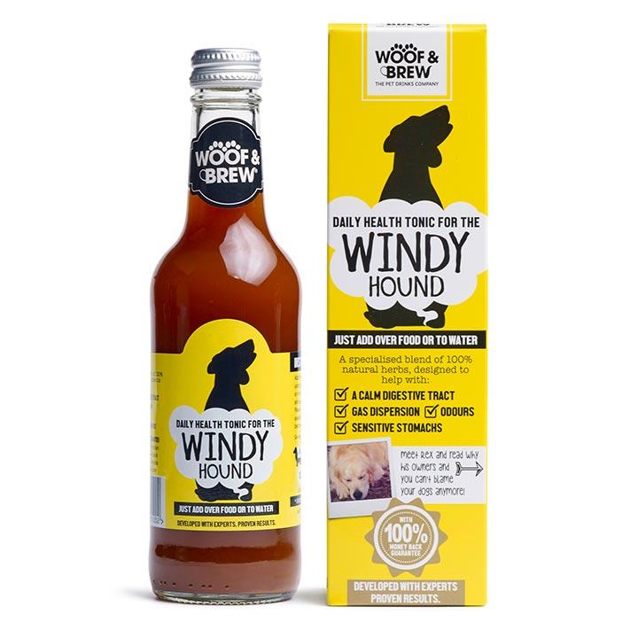 Windy Hound Tonic proti nadýmání