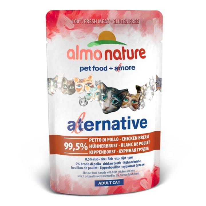 Amo Nature Kuřecí prsa pro kočky 55 g