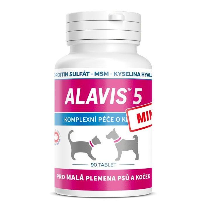 Alavis 5 Mini Kloubní výživa pro malé psy a kočky