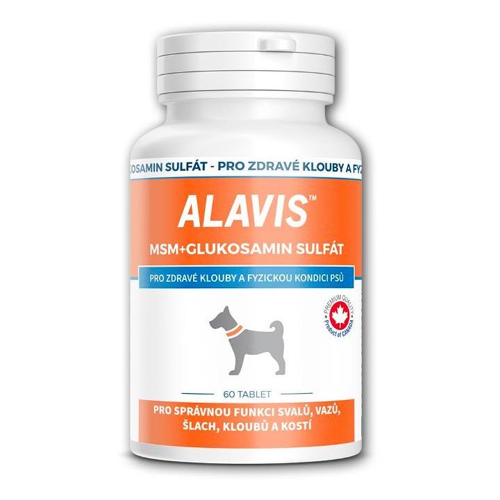 Alavis MSM Kloubní výživa s glukosaminem