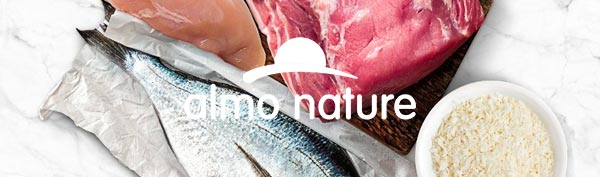 Almo Nature přírodní jídlo pro psy zdravé