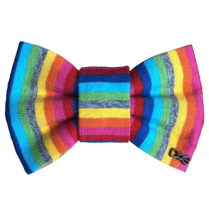 Motýlek pro psa Rainbow