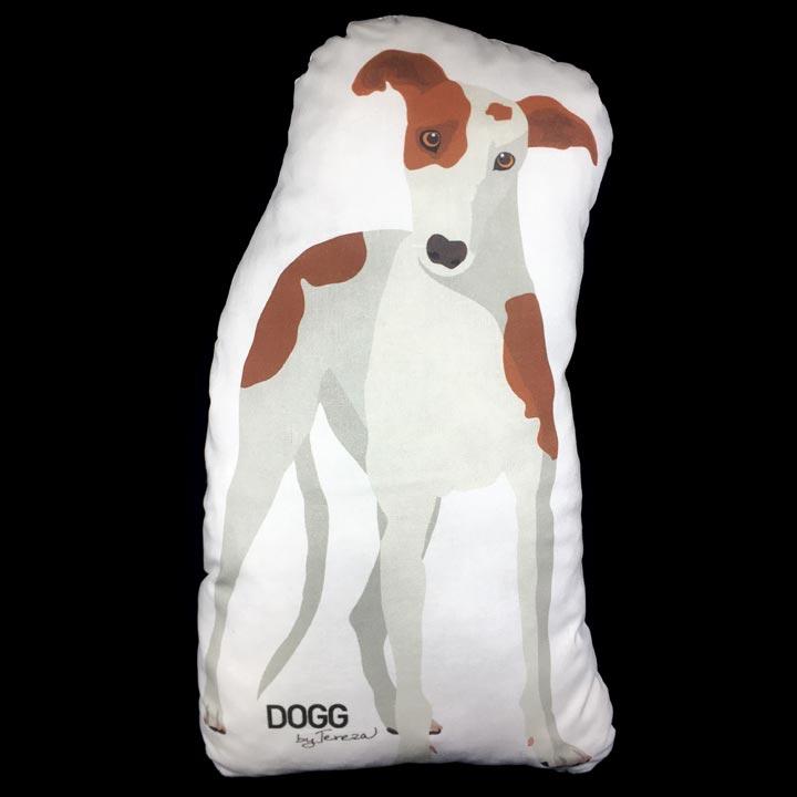 Polštář Greyhound chrt