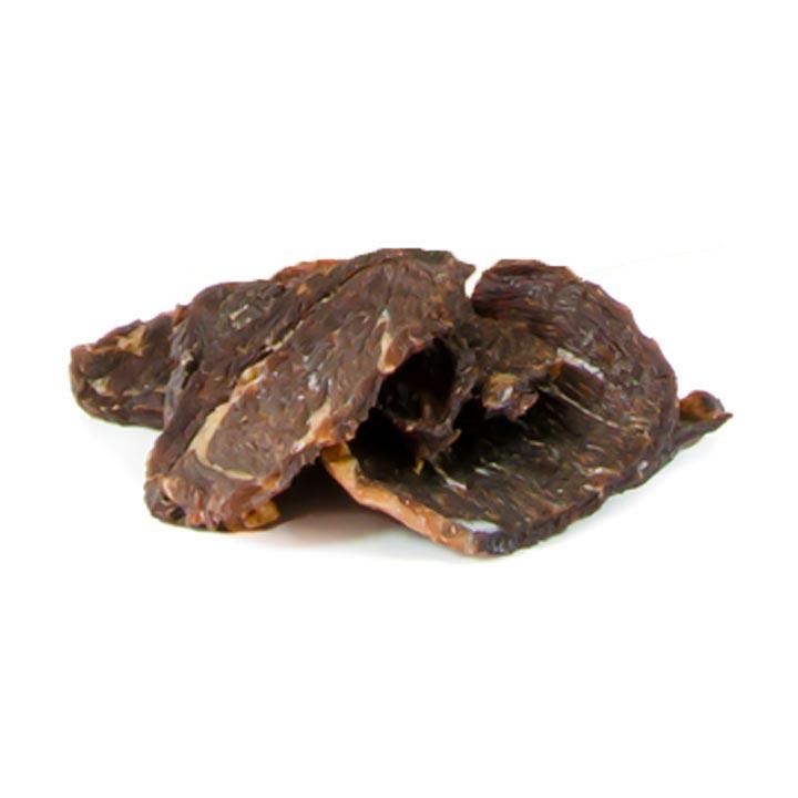 Sušené hovězí stejky 100% maso pro psy
